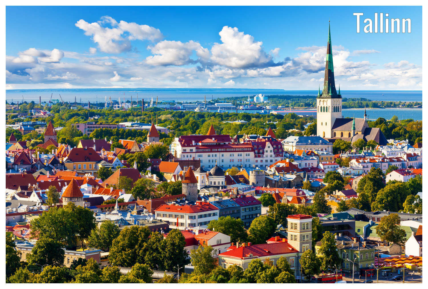Tallinn, Estonia - Detailed climate information and monthly ...